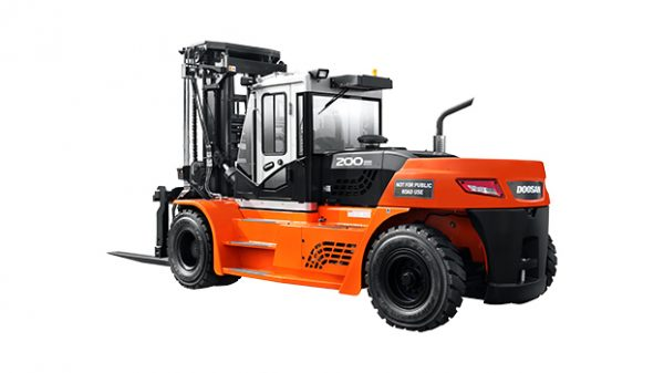 Xe nâng dầu Doosan 18- 25 tấn