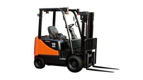 Xe nâng dầu Doosan 1,5- 2 tấn