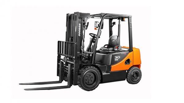Xe nâng dầu Doosan 2,5- 3,5 tấn