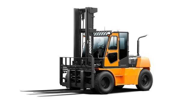 Xe nâng dầu Doosan 6 – 9 tấn