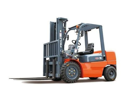 Giới thiệu xe nâng Heli 1,5-3,5 tấn dòng H Series