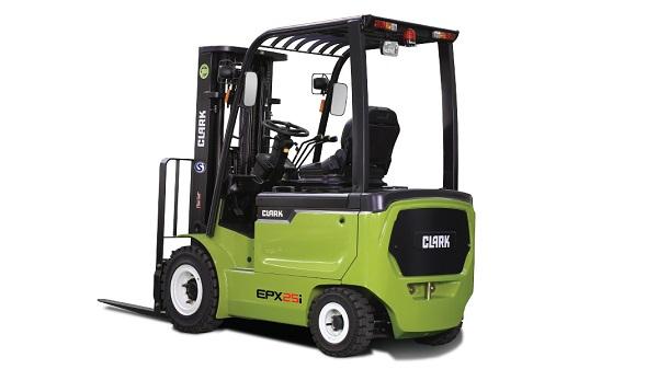 Xe nâng Clark điện EPX20/25/30/32i