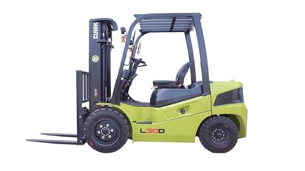 Xe nâng Clark động cơ Diesel L20/25/30/33D