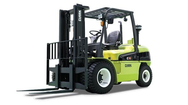 Xe nâng Clark động cơ Diesel C40/45/50s/55sD