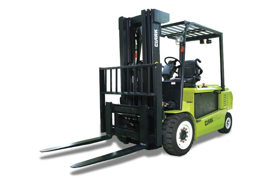 Xe nâng điện clark 5 tấn GEX50